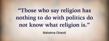 religion politics don t mix and other myths finding truth  those who say religion and politics do not mix do not understand religion