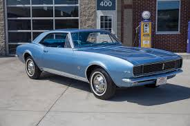 Camaro chevy camaro 1967 : 1967 Chevrolet Camaro | Fast Lane Classic Cars