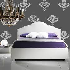 damask wall accent stickers zoom