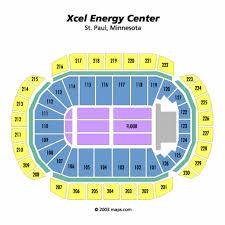 Xcel Center Concert Seating Concertsforthecoast