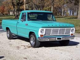 1967 Mercury M100 pickup truck for sale: photos, technical ...