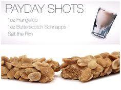 payday shots yum shots delicious candyshots
