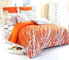 bed covers duvet photo 1 of 9 orange bedding sets ikea cover bug mattress