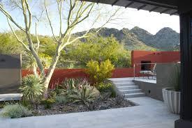 Steve Martino Landscape Designer Steve Martino Landscape Architect Ocotillo Drive Residence