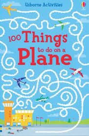 100 things to do on a plane ages includes individual activities such as drawing mazes and anagrams as well as group activities including battleships