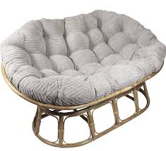 Cool Rattan Papasan Chair Frame And Double Cushion With Mamasan For Home  Furniture Ideas Also Interior Design Large