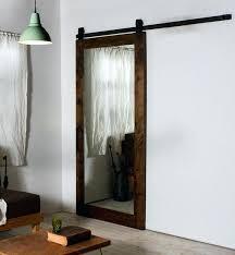 mirrored barn door masterful sliding mirror barn door sliding barn door bathroom mirror mirrored barn door mirrored barn door