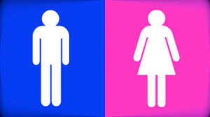 Boy Bathroom Sign Why Is Blue For Boys And Pink For Girls Youtube