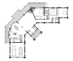 luxury log home house plans designs 3