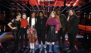 The Voice 2018 Season 15 Itunes Charts Rankings Top 8