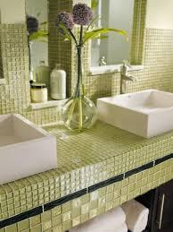 captivating green bathroom. Modern Bathroom Tile Ideas Captivating Green