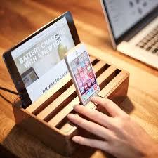 wooden charging station medium wood multi charging station wooden charging station plans