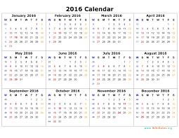calendar org 2016 calendar template 03
