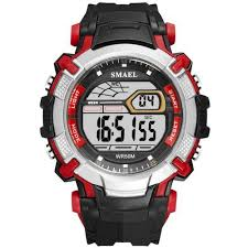 Shop Smael <b>Mens Led Watches SMAEL</b> Digital Clock Alarm ...