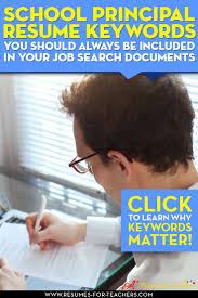 best ideas about education jobs student teacher education resume keywords are critical to job search success