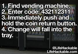How To Hack A Vending Machine 2017 Impressive The 48 Best Images About LOVE On Pinterest