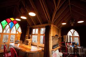 treehouse masters brewery. The Tap Pull Has A Special Hand Crafted Wooden Tree House Atop It: Treehouse Masters Brewery R