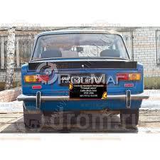 <b>Спойлер крышки багажника</b> «Утиный хвост» глянец Lada ВАЗ ...