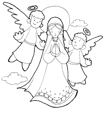 Free Catholic Coloring Pages W4414 St Coloring Pages To Print Free