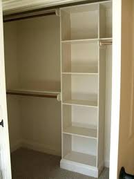 how to build closet organization system s build closet organization system