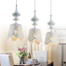 pendant lighting shade. metal white color elegant 3light shade designer pendant lights lighting