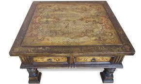 tuscany coffee table