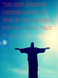 Statue Quotes Custom Rio Christ Statue Brazil Travel Quote ˜� Fluent In Frolicking