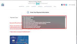 While fake credit card information and number seem like a scary situation, it's actually not something to worry about. What Are The Accepted Payment Methods Im Mastery Academy