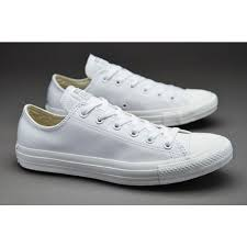 converse chuck taylor all star leather white basketball shoes
