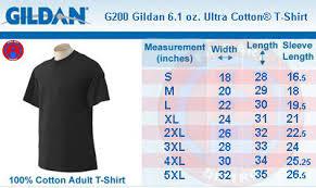 Gildan 200 Ultra Cotton Men T Shirt