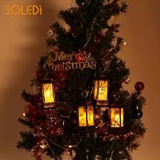 Christmas Hanging 3d Rope Light Lantern Christmas Decor Street Lamp Labontemty Com