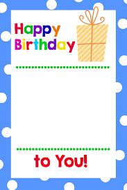 doc 736490 online birthday card maker printable make hvac invoice sampleprintable gift certificates template 5 online birthday card maker printable