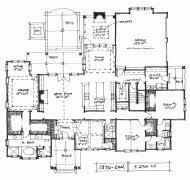 Historical Concepts Floor Plans Design Medium size ...