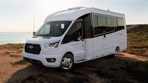 (new) 2020 unity with murphy bed by leisure travel vans. Ford Transit Rv Gets Awesome Rear Lounge Layout At Cheaper Price