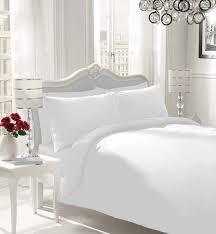 duvet cover bedding set plain dyed imperial