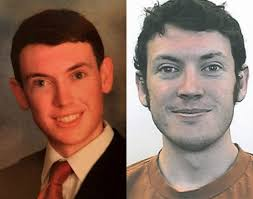 teen and adult james holmes