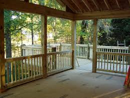 build a screened in porch