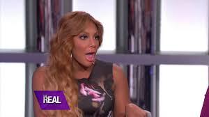 SPEAK ON IT Adrienne Bailon Tamar Braxton Butt Heads Over.