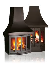 inserts canopied fireplaces wood and multi fuel