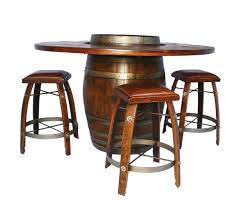 wine barrell furniture. barrel bistro table set 2day designs wine barrell furniture i