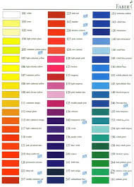 Faber Castell Classic Colored Pencils Color Chart Buckham Art Graphics