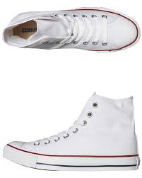Chucks Converse Size Chart Mens Chuck Taylor All Star Hi Top Shoe