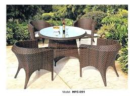 round garden tables small round outdoor garden table chair set holiday beach swing pool garden rattan round garden tables