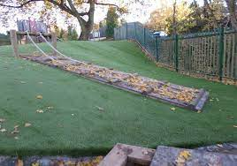 how to landscape a garden on a hill