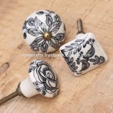 Handmade Ceramic Door Knobs/wholesale Decorative Colorful Knobs ...