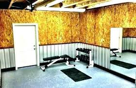 corrugated metal walls interior wall panels installing