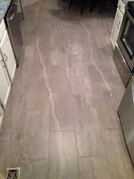 Kitchen Floor Vinyl Tiles Stone Effect Herringbone Floor Using Camaro Luxury Vinyl Tiles In