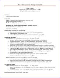Schoolelor Resume Example Objective Professional Guidance Job