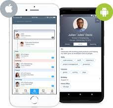 Chart App Iphone Pingboard Org Chart App Company Photo Directory On The Go