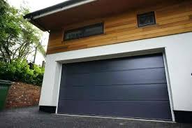 grey garage doors grey modern garage doors grey metal garage door paint